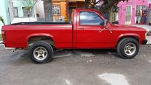 Dodge Dakota  1995 Mexicana, 4 cil Manual