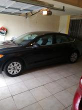 Ford Fusion 2014 sin detalles
