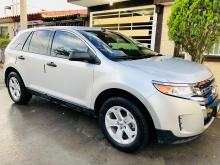 Ford Edge  2012 Mexicana, 6 cil Automatica