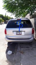 Chrysler Town and Country Lx 2001 Fronteriza, 6 cil Automatica