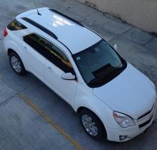Chevrolet Equinox  2010 Fronteriza, 6 cil Automatica