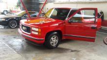 Chevrolet Silverado C1500 1996 Fronterizo, 6 cil Automatica