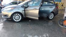 Ford Fiesta ls 2014 Americano, 4 cil Automatica