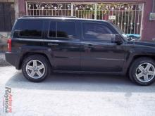 SE VENDE CAMIONETA JEEP PATRIOT 2008 60,000