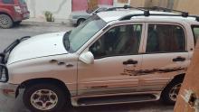 Chevrolet Tracker Lt 4x4 2001 Americana, 6 cil Automatica 4x4