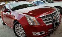 Cadillac CTS 2010 Nacional