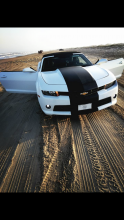 Chevrolet Camaro Convertibl 2014 Americano, 6 cil Automatica