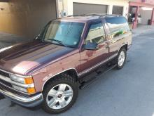 Chevrolet Tahoe Silverado 1996 Regularizada, 8 cil Automatica 4x4