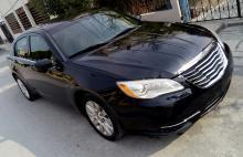Chrysler 200 4 cil 2013 Americano, 4 cil Automatica