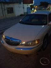 Lincoln Continental V8 1998 Americano, 8 cil Automatica