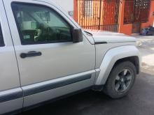 Jeep Liberty Trail Rate 2008 Mexicana, 6 cil Automatica 4x4
