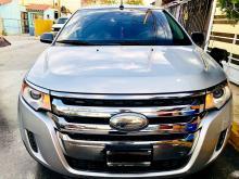 Ford Edge  2012 Mexicana, 6 cil Automatica