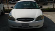 Ford Taurus  2002 Americano, 6 cil Automatica