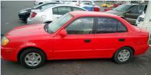 Hyundai Accent 2003 --- Regularizado modelo 2003 4 Cilindros