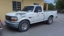 Ford F 250 Pickup 1996 Mexicana, 8 cil Manual