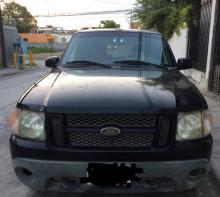 Ford Explorer Sport 2001 Fronteriza, 6 cil Automatica