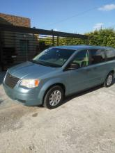 Chrysler Town and Country LX 2008 Mexicana, 6 cil Automatica