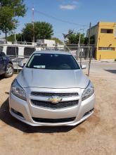 Chevrolet Malibu Ltz 2013 Regularizado, 4 cil Automatica
