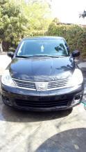 Nissan Versa  2009 Americano, 4 cil Automatica
