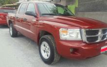 Dodge Dakota SLT 2008 Mexicana, 6 cil Automatica