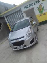 Chevrolet Spark Ls 2014 Americano, 3 cil Automatica