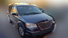 Chrysler Town and Country Limited 2008 Regularizada, 6 cil Automatica