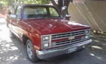 Chevrolet Silverado  1986, 8 cil trans. Automatica