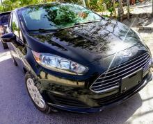 Ford Fiesta  2014, 4 cil trans. Automatica