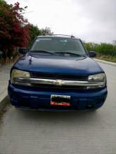 Chevrolet TrailBlazer  2005, 6 cil trans. Automatica
