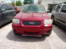 Ford Escape  2006, 6 cil trans. Automatica