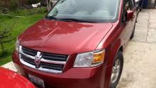 Dodge Caravan  2008, 6 cil trans. Automatica