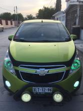 Chevrolet Spark  2011, 4 cil trans. Manual