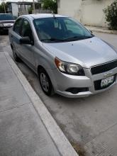 Chevrolet Aveo  2013, 4 cil trans. Manual