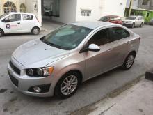 Chevrolet Sonic  2012, 4 cil trans. Automatica
