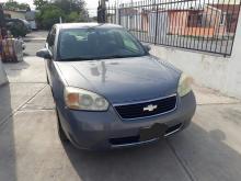 Chevrolet Malibu  2008, 6 cil trans. Automatica