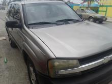 Chevrolet TrailBlazer  2002, 6 cil trans. Automatica