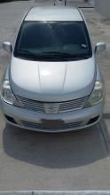 Nissan Versa  2008 Americano 4 cil trans. Automatica
