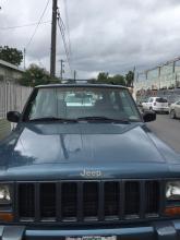 Jeep Cherokee  1999 Americana 6 cil trans. Automatica