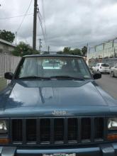 Jeep Cherokee  1999 Regularizada 4 cil trans. Automatica
