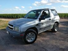 Chevrolet Tracker  1999, 4 cil trans. Manual