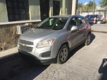 Chevrolet Tracker  2015 Americana 4 cil trans. Automatica