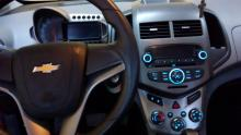 Chevrolet Sonic  2012 Americano 4 cil trans. Automatica