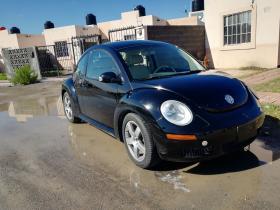 Volkswagen Beetle  2008 Americano 5 cil trans. Automatica