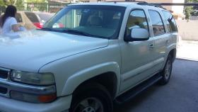 Chevrolet Tahoe  2002 Mexicana 8 cil trans. Automatica