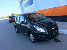 Chevrolet Spark  2015 Mexicano 4 cil trans. Manual