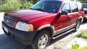 Ford Explorer  2002 Americana 6 cil trans. Automatica