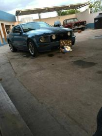 Ford Mustang  2006 Mexicano 6 cil trans. Manual