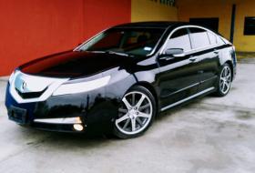Acura TL  2010 Americano 6 cil trans. Automatica
