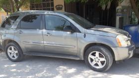 Chevrolet Equinox  2005 Mexicana 6 cil trans. Automatica