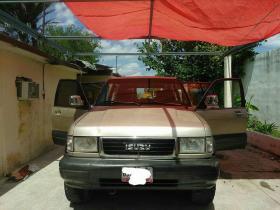 Isuzu Trooper  1996 Regularizada 6 cil trans. Automatica